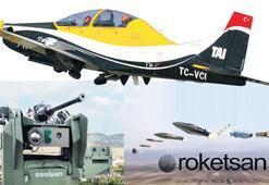 Türk savunma şirketleri dünya listesinde Gurur listesi