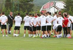 Beşiktaşın Avusturya kamp kadrosu belli oldu