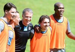 Trabzonspor yarın Hoffenheimla karşılaşacak