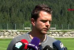 Misimovic: Galatasarayda kariyerimin sonuna kadar kalmak hayalimdi