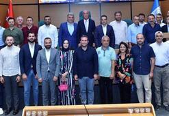 Üsküdar Belediyesporda yeni başkan Muammer Saka