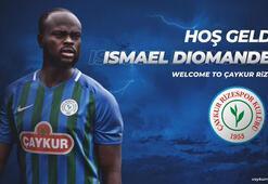 Çaykur Rizespor, Ismael Diomandeyi kadrosuna kattı