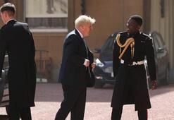 Johnson İngiltere Başbakanı oldu