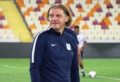 """Safet Hadzic: """"Biz buraya korkarak değil, futbol oynamaya geldik"""""""