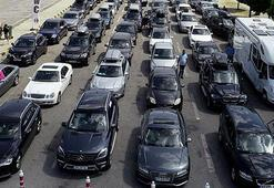 Son dakika: Geçici ithal edilen araçlara ilişkin düzenleme Artık 90 gün...