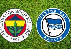 Fenerbahçe-Hertha Berlin maçı ne zaman saat kaçta hangi kanalda