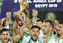 Cezayir, FIFA sıralamasında 28 basamak yükseldi