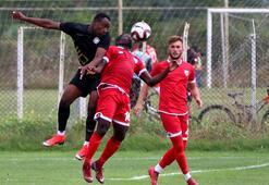 Boluspor-Osmanlıspor: 0-1