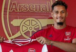 William Saliba, Arsenalde 30 milyon euro karşılığında...
