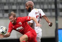 Galatasaray-Augsburg: 1-4