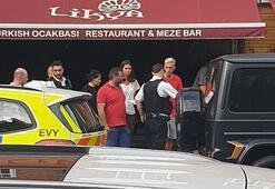 Mesut Özile bıçaklı saldırı girişimi