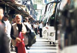 Aktarmalı otobüs
