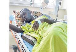 Nijeryalı Timothy'ye yardım eli