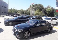 İstanbulda 40 milyon liralık kaçak lüks araç operasyonu