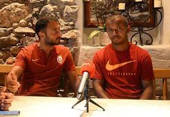 Mariano: Galatasarayın şampiyonluktan başka hedefi olamaz