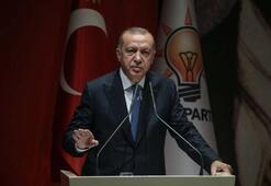 Cumhurbaşkanı Erdoğandan o iddialara noktayı koydu: Bu işin bedelini ağır öder