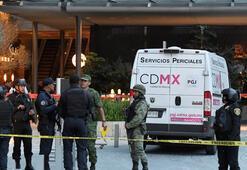 İsrail mafyası Mexico Cityde hesaplaştı Peruklu saldırgan, restoranda iki kişiyi vurdu