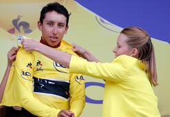 Turda sarı mayonun yeni sahibi Egan Bernal
