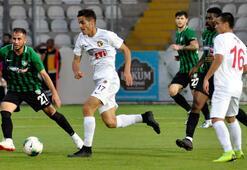 Denizlispor hazırlık sınavında Eskişehirsporu devirdi: 2-1