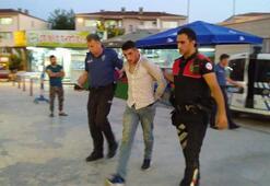 2 ayrı suçtan aranan cezaevi firarisi bakın nerede yakalandı
