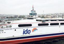 Büyükçekmece-Bursa arasında İDO hattı