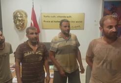 Nijeryada kurtarılan 4 Türk vatandaşı, Abuja Büyükelçiliğine getirildi