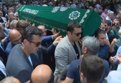 İş adamı Murat Dedeman son yolculuğuna uğurlandı