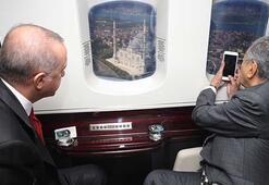 Cumhurbaşkanı Erdoğan, Malezya Başbakanına İstanbulu tanıttı