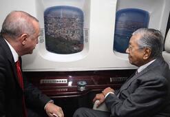 Cumhurbaşkanı Erdoğan İstanbulu tanıttı