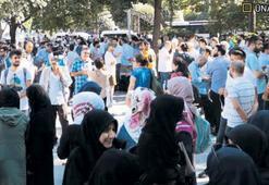 'Suriyelilere destek protestosunda  6 gözaltı