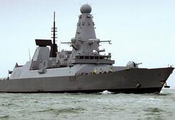Son dakika | İngiltereden İran hamlesi Savaş gemisi Hürmüz Körfezine ulaştı