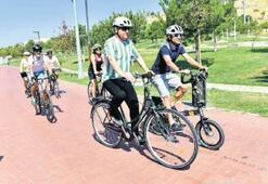 Bisiklet yaşam biçimi olacak