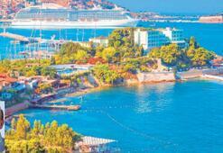 Ada'ya 1 milyon turist bekleniyor