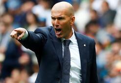 Real Madridde Zidane krizi