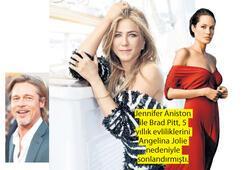 Son gülen  Aniston oldu