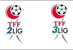 TFF 2 ve 3. Lig fikstür çekimi yarın yapılacak