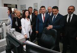 Bakan Pakdemirli İzmirde ziyaretlerde bulundu