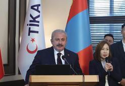 TBMM Başkanı Şentop: TİKA, Türkiyenin en önemli markası haline geldi
