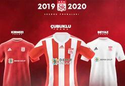 Sivasspor yeni sezon formalarını tanıttı