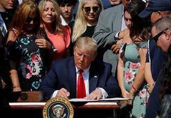 Trump imzaladı: 2092 yılına kadar uzatıldı