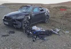 Bingölde trafik kazası