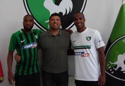 Denizlispor, Oscar Estupinan ve Zakarya Bergdich'i transfer etti