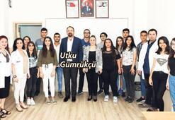 ÇİBEM'den üniversite adaylarına seminer