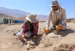 Vanda Urartu aristokratlarının mezarlığı bulundu
