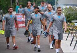 Trabzonsporun Avusturya kampı sona erdi