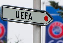 UEFAdan Sabri Çelik ve Oğuz Sarvana görev