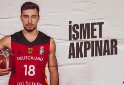 Beşiktaş Sompo Sigorta, İsmet Akpınarı kadrosuna kattı