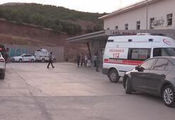 Tuncelide trafik kazası: 3 ölü, 2 yaralı
