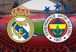 Real Madrid Fenerbahçe maçı ne zaman saat kaçta hangi kanalda canlı yayınlanacak (Audi Cup 2019)
