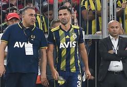 Fenerbahçede Hasan Ali Kaldırım şoku